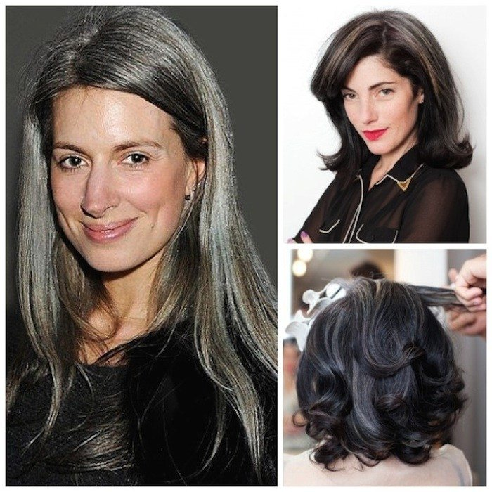 The Best Stylenoted 3 Things You Should Know About Going Gray Pictures
