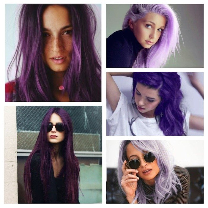 The Best Stylenoted Picking Out An Unnatural Hair Color Pictures