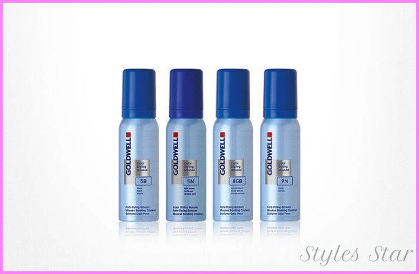The Best Temporary Hair Dye Mousse Stylesstar Com Pictures