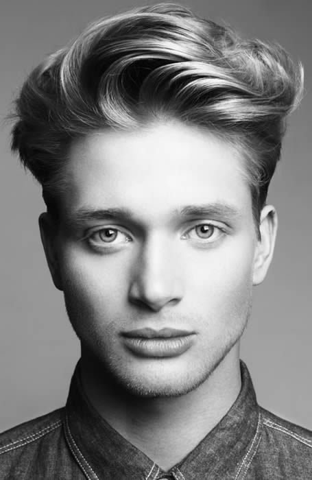The Best 32 Of The Best Men's Quiff Hairstyles Fashionbeans Pictures
