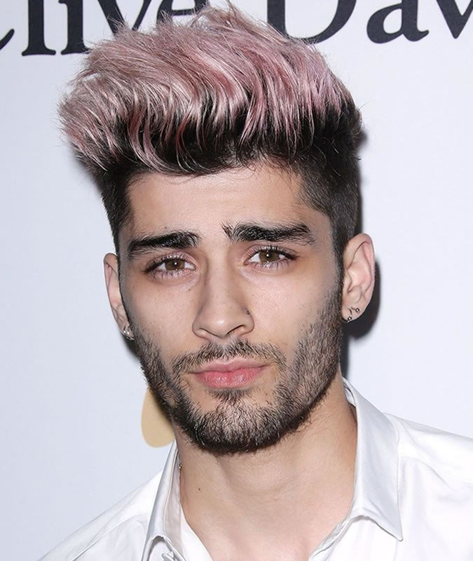 The Best Zayn Malik's Best Hairstyles And How To Get The Look Pictures