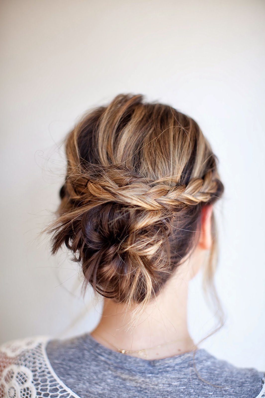 The Best Tessa Rayanne Three Diy Bridal Hair Tutorials Pictures