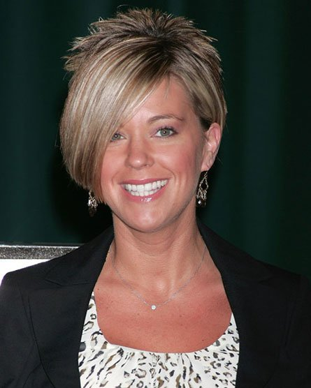 The Best Hairstyles Gallery Kate Gosselin Hairstyles Pictures