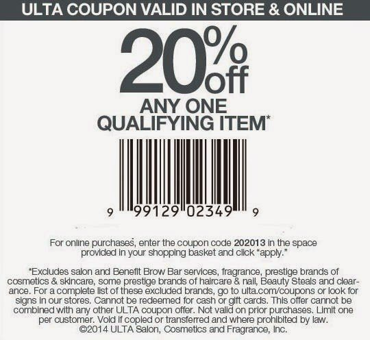 The Best Ulta Printable Coupons May 2015 Pictures