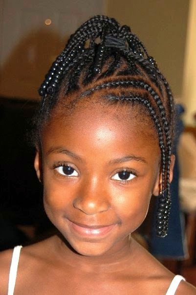 The Best Top 24 Easy Little Black Girl Wedding Hairstyles Pictures