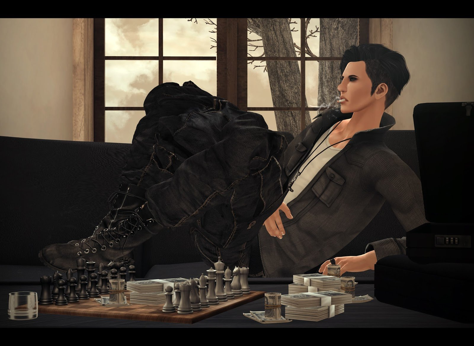 The Best Style Yakuza Pictures
