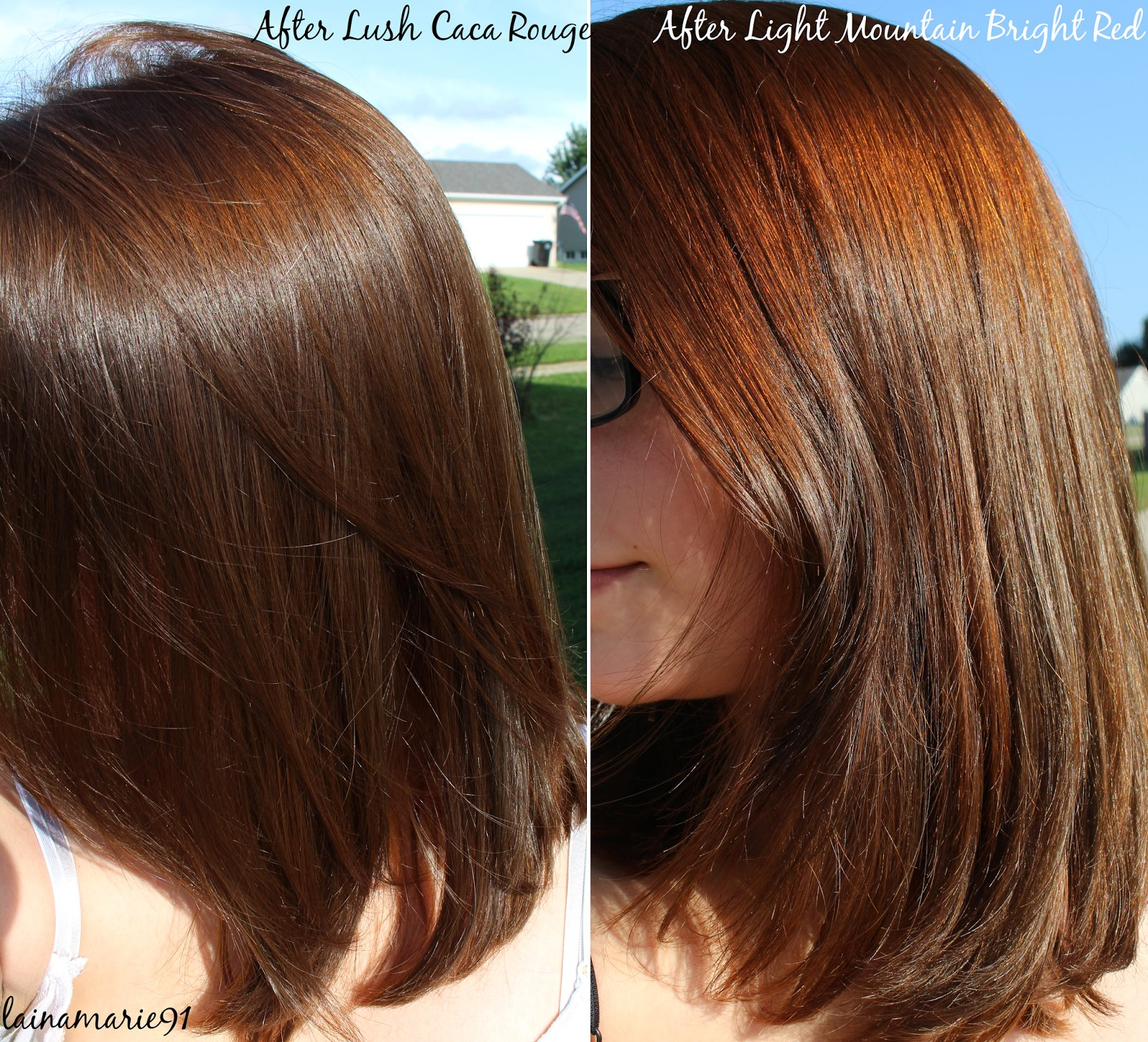 The Best Lainamarie91 Light Mountain Bright Red Henna Hair Dye Pictures
