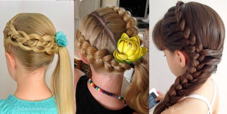 The Best Cute Formal Hairstyles For Little Bridesmaids Pictures