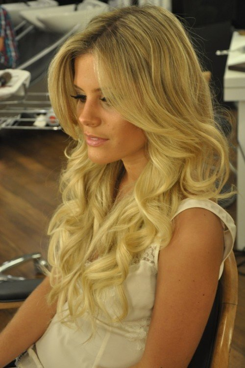 The Best Aguiavoaalto 2014 Women Fashion Trends Easy Long Blonde Pictures