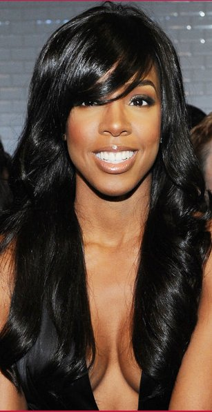 The Best Full Head Weaves With Side Bangs Pictures