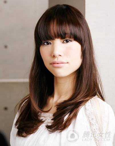 The Best Long Straight Hairstyles For Asian Women 2013 Make Pictures