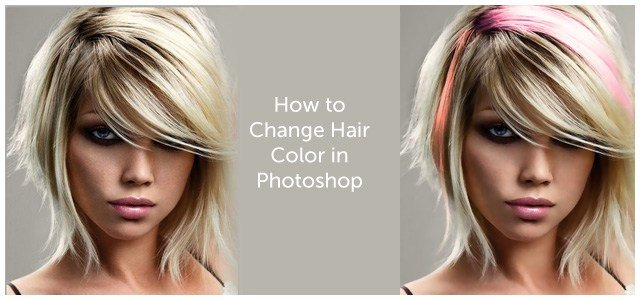 The Best How To Change Hair Color In Photoshop Creativeoverflow Pictures