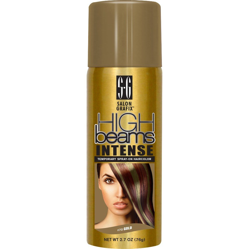 The Best High Beams Intense Temporary Spray On Hair Color 2 7Oz Pick 1 Pictures