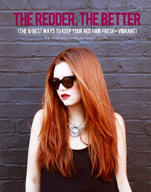 The Best Keep Red Hair From Fading Pictures