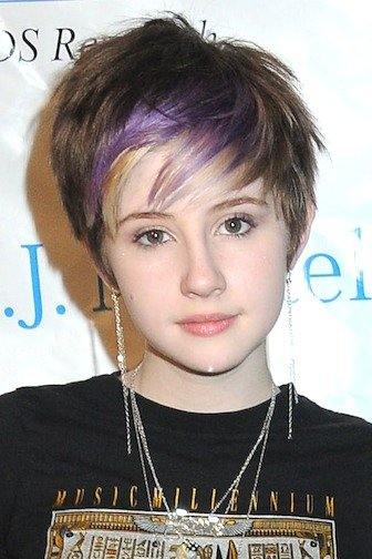 The Best Nana Hairstyle Ideas Short Hairstyles For Teenage Girls Pictures