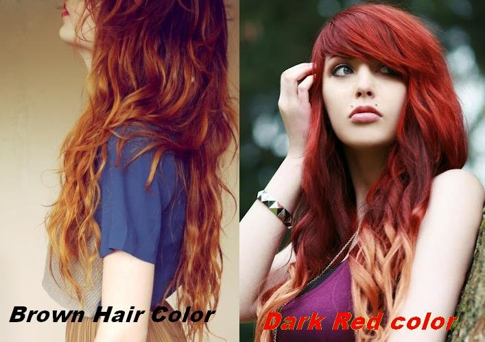 The Best Red Hair Color Fashion Pictures
