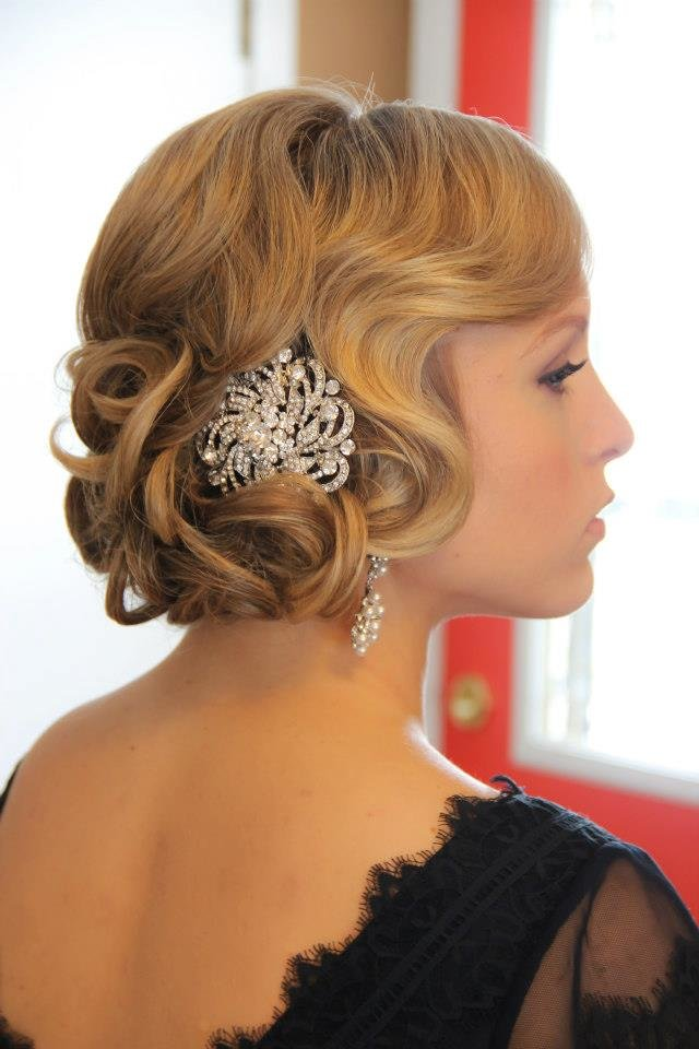 The Best Obsession Great Gatsby Style Onsite Muse Wedding Hair And Makeup Artists Minneapolis St Pictures