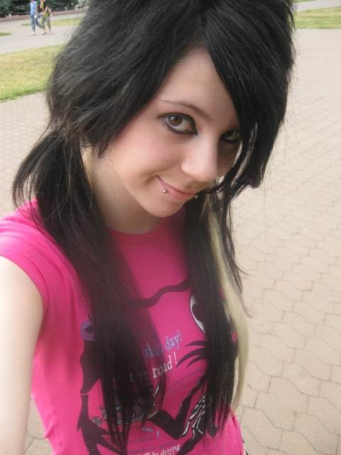 The Best Best Emo Scene Hairstyles For Teenage Girls In Summer Pictures