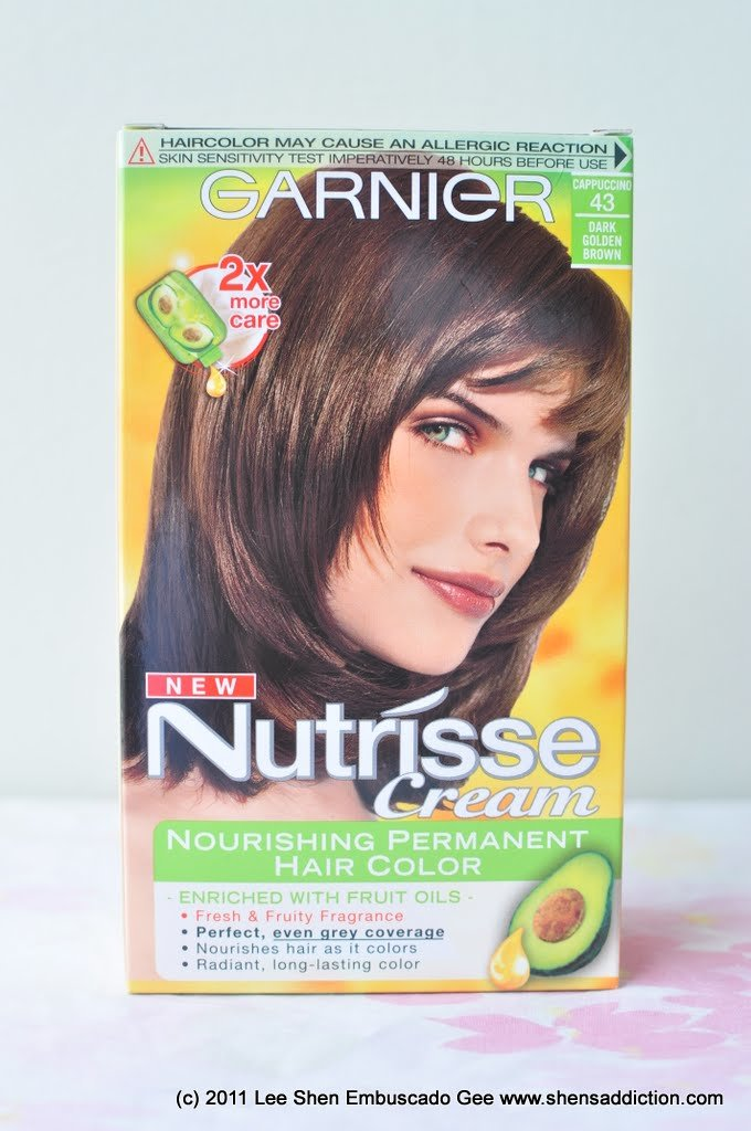 The Best The Uncurated Life Trying Garnier Nutrisse Cream Pictures