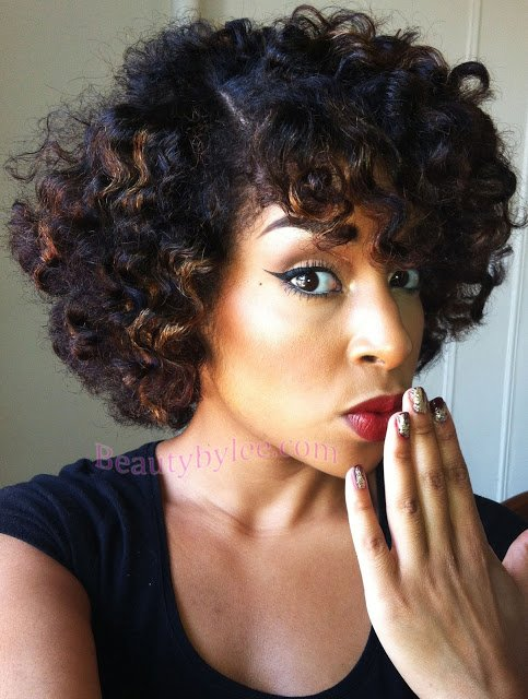 The Best Heat Stretched Bantu Knot Out Natural Hair Styles Pictures