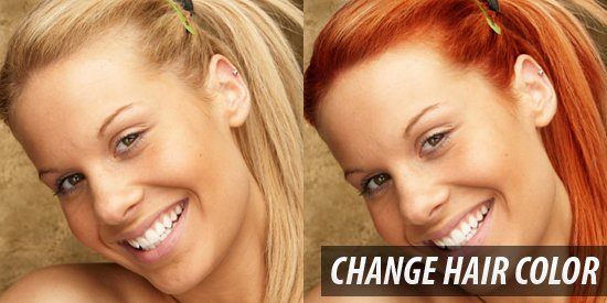 The Best Hairstyle Photo Change Hair Color Online Pictures