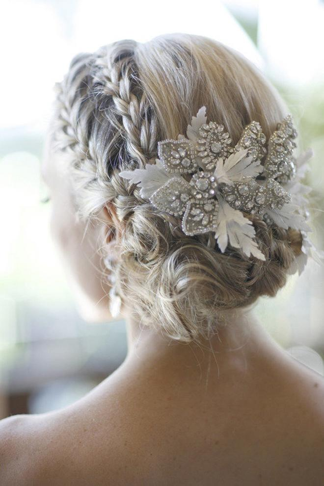 The Best Wedding Hairstyles Updo Part 2 Belle The Magazine Pictures