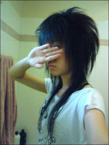 The Best Sylvia S Daily Life Asian Mullet Hair Pictures
