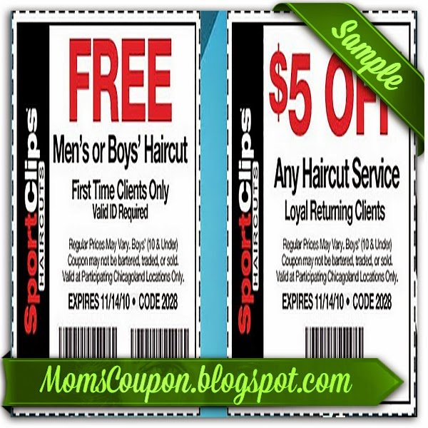 The Best Get Sport Clips Coupons 2015 25 Off Mvp Free Pictures