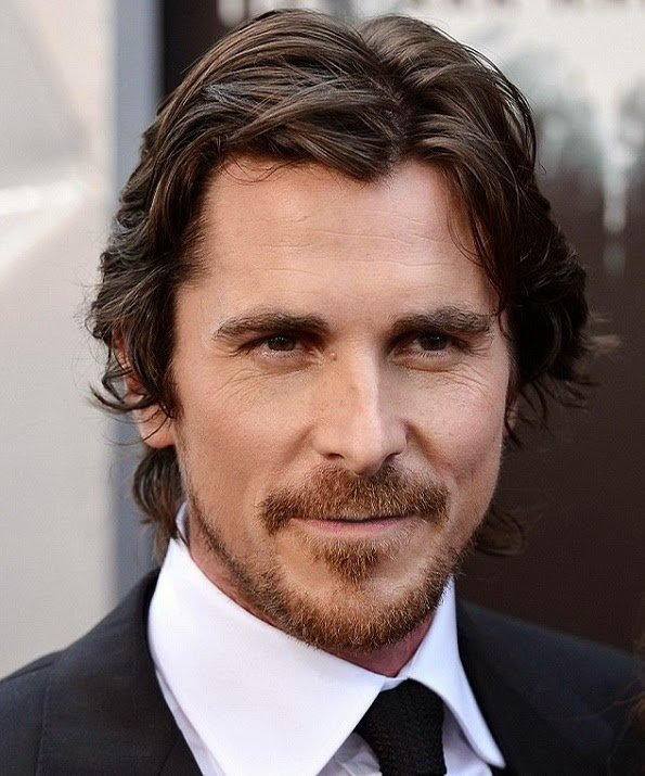 The Best Hairstyle Advice Christian Bale Hairstyles Pictures