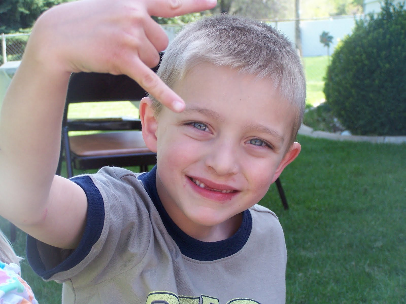 The Best 6 Year Old Boy Hair Cuts Newhairstylesformen2014 Com Pictures