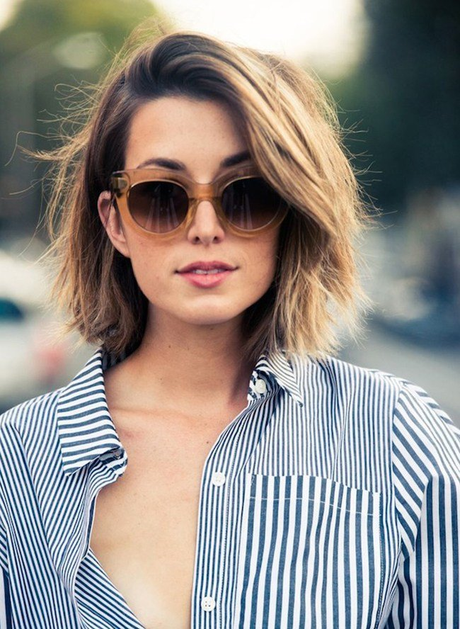 The Best Fun Flattering Haircuts For Summer Inspired By This Pictures