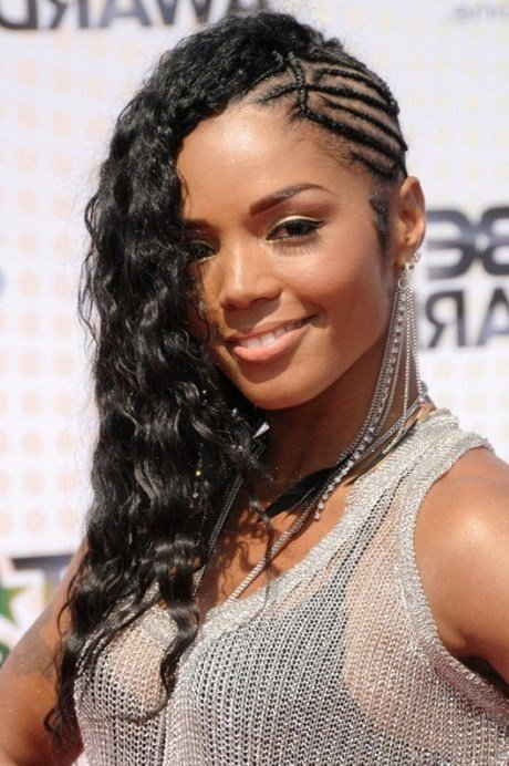 The Best Braids And Weave Hairstyles Pictures