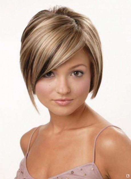 The Best Short Haircuts For Chubby Women Pictures