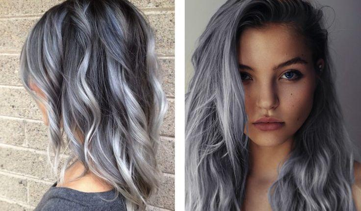 The Best How To Dye Your Hair Gray Hair World Magazine Pictures
