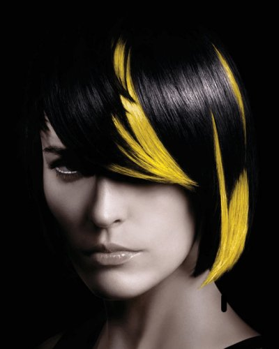 The Best Block Yellow And Black Hair Colors Ideas Pictures