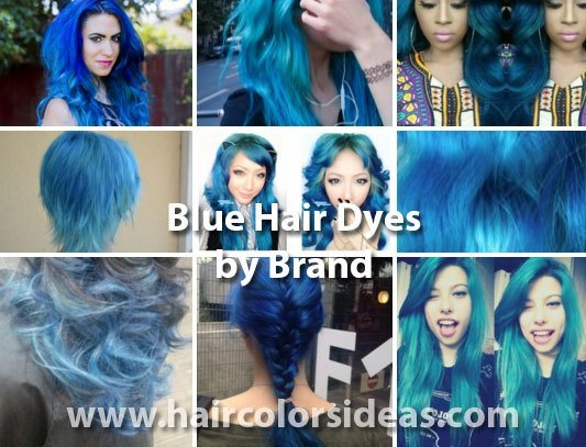 The Best Hair In The Blue Hair Category Pictures