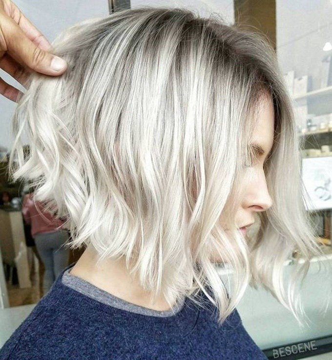The Best 30 Cute Hair Color Ideas For Short Hair In 2017 Pictures
