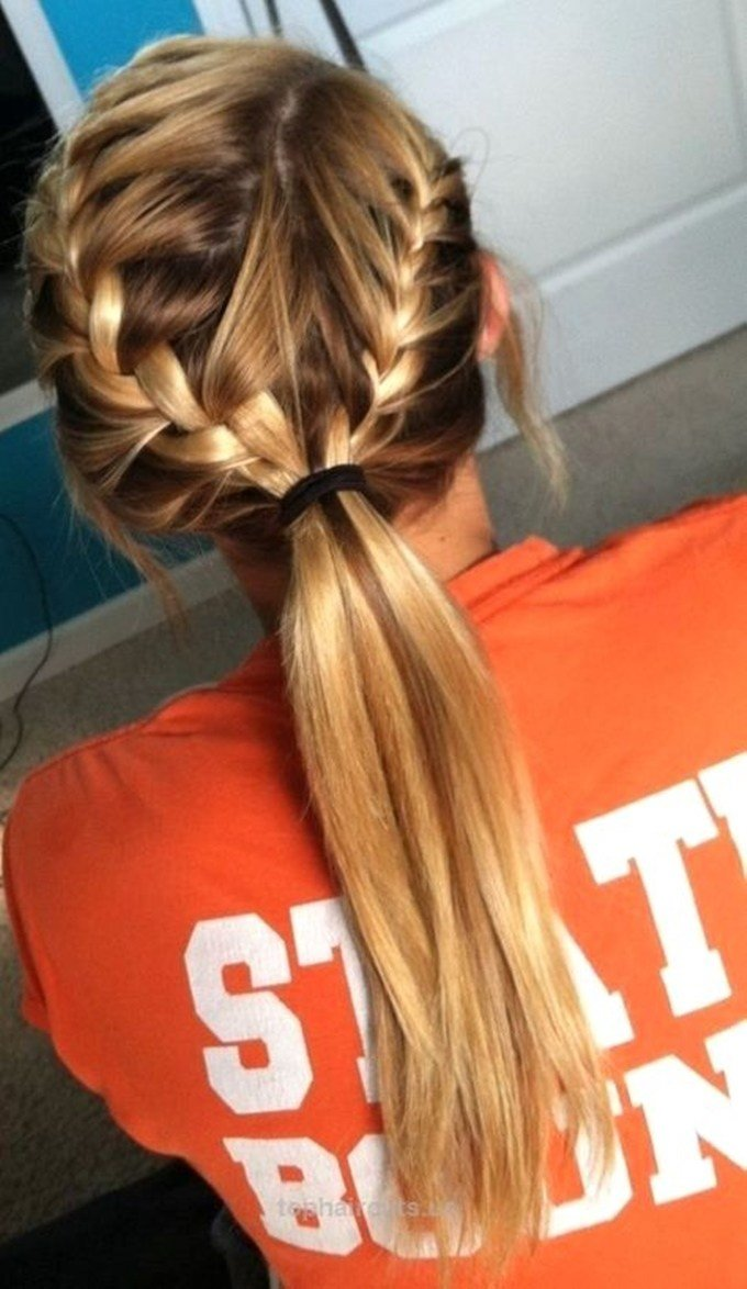 The Best 40 Quick And Easy Back To School Hairstyles For Girls Pictures