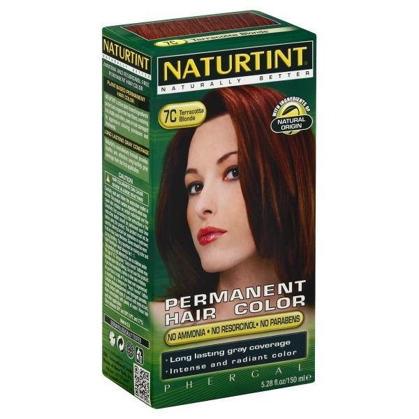 The Best Naturtint Permanent Hair Color Terracotta Blonde 7C Pictures