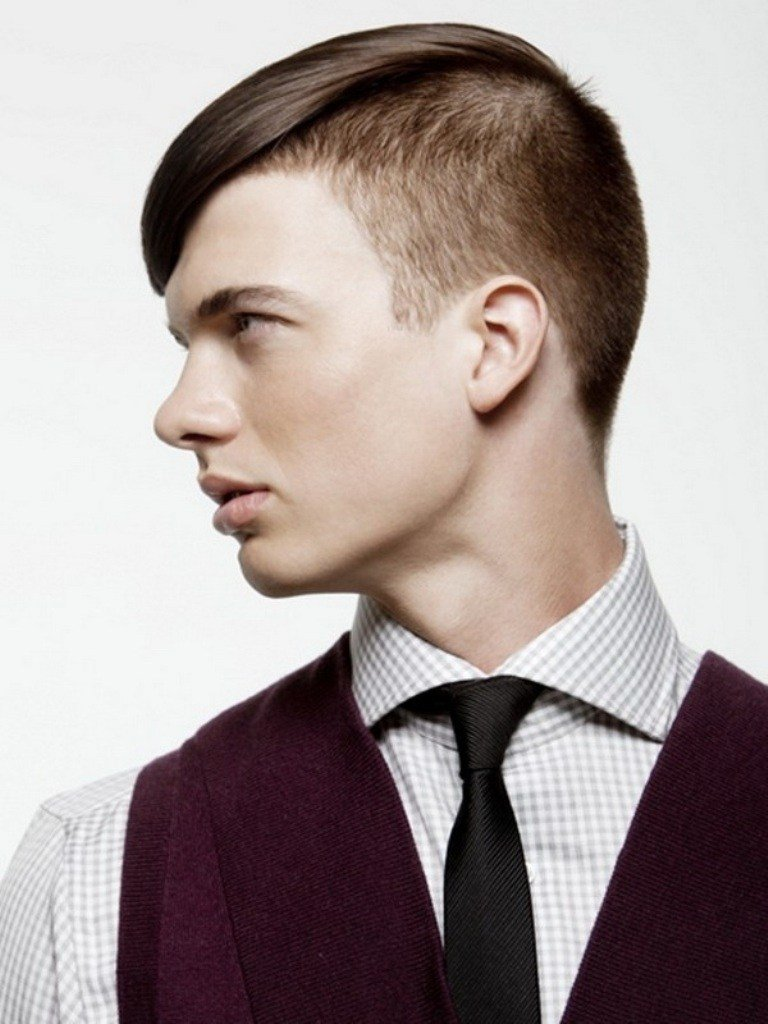 The Best 2014 Latest Men's Hair Trends For Spring Summer Pouted Pictures