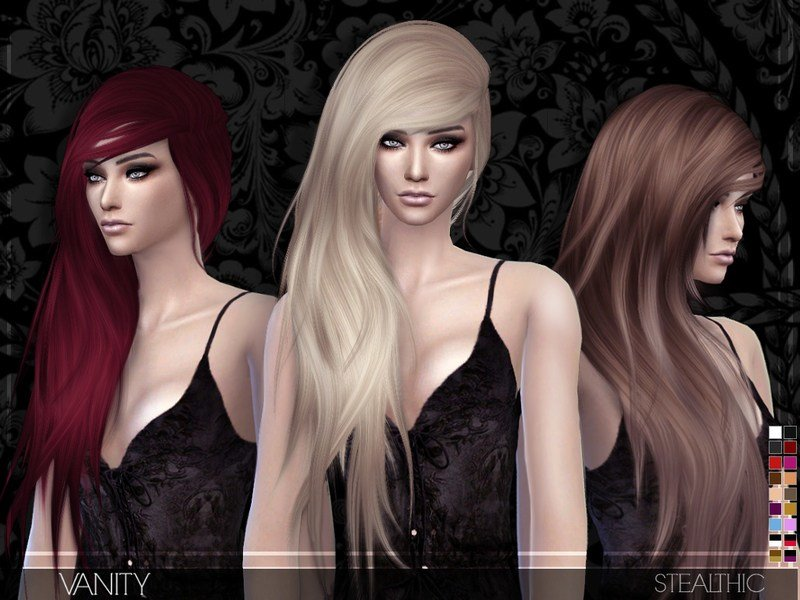 The Best Stealthic Vanity Female Hair Pictures
