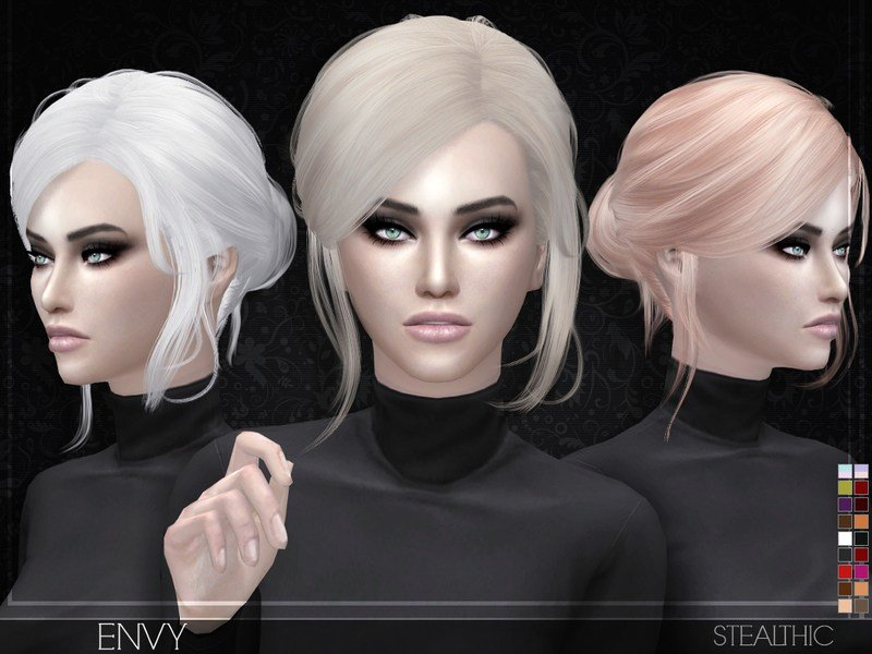 The Best Stealthic Envy Female Hair Pictures