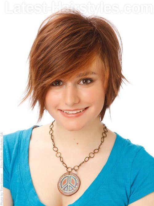The Best Short Layered Hairstyles For Women S The Xerxes Pictures