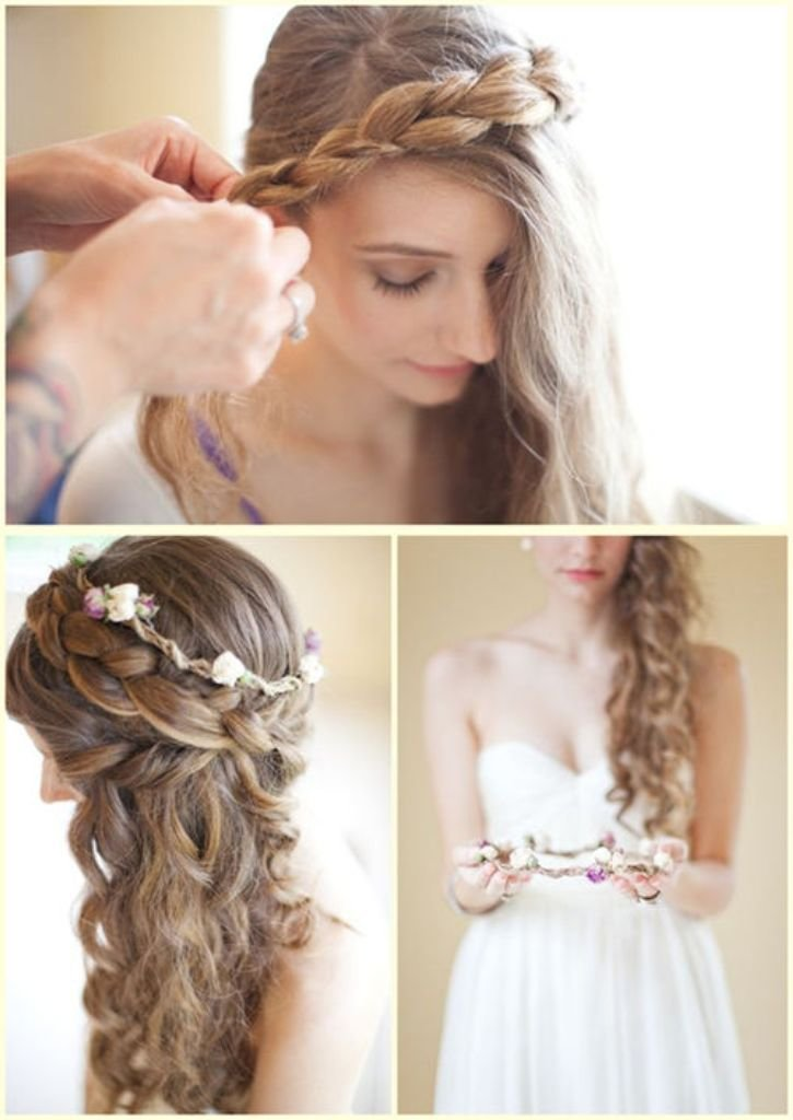 The Best 20 Best Curly Wedding Hairstyles Ideas The Xerxes Pictures