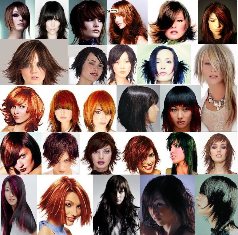 The Best Different Hairstyles Ideas For Women S The Xerxes Pictures