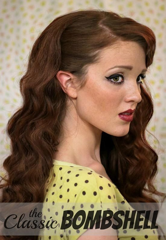 The Best Retro Hairstyles That Are Totally Hot Right Now The Xerxes Pictures