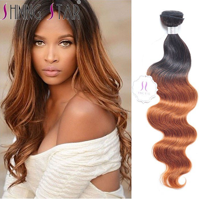 The Best 50 Off Ombre Hair Body Wave Color 1B 33 Truly Hair Pictures