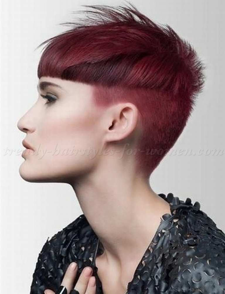 The Best 70 Adorable Short Undercut Hairstyle For Girls Pictures