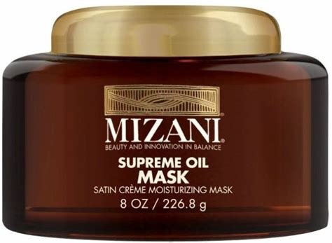 The Best Mizani Supreme Oil Mask 8Oz Ensley Beauty Supply Pictures