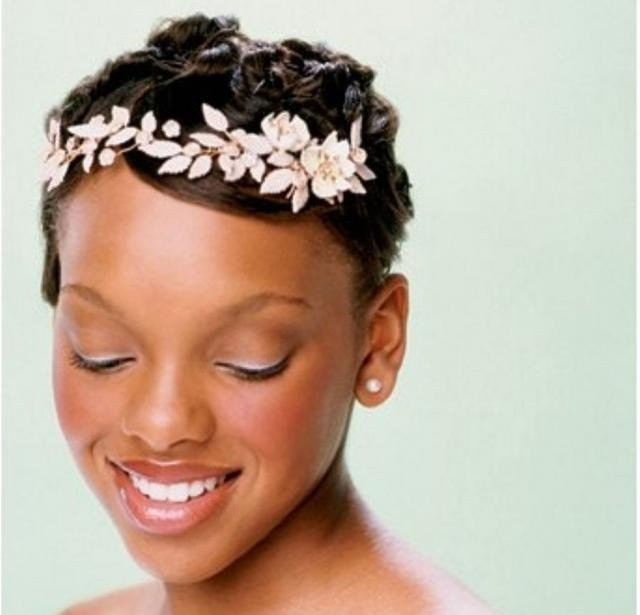 The Best African American Wedding Hairstyles Black Wedding Pictures